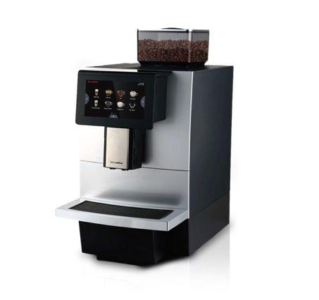 Dr Coffee F11, Dr. Coffee F11, Dr. Coffee, Dr Coffee, Jura, espresso, cappuccino, koffie, koffiebonen, verse melk, Douwe Egberts, Animo, Aequator, Etna, De Jong Duke, Carimali, Rheavendors
