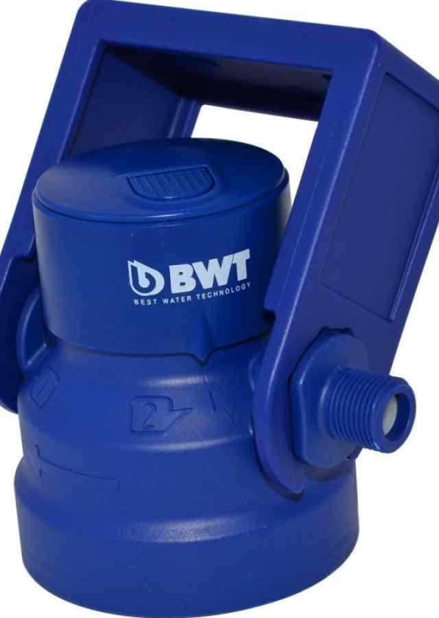 BWT Bestmax Filterkop