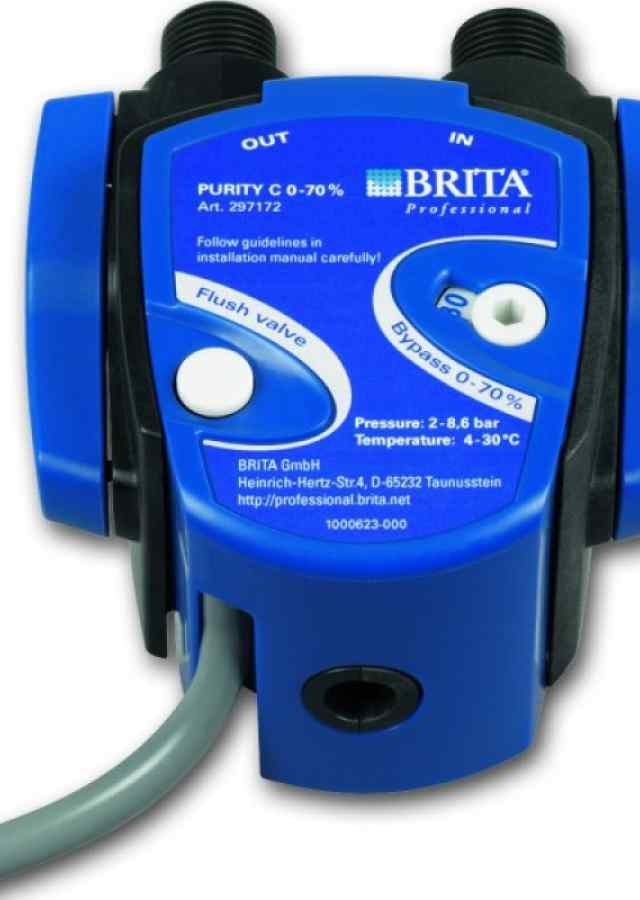 Brita Purity C Filterkop